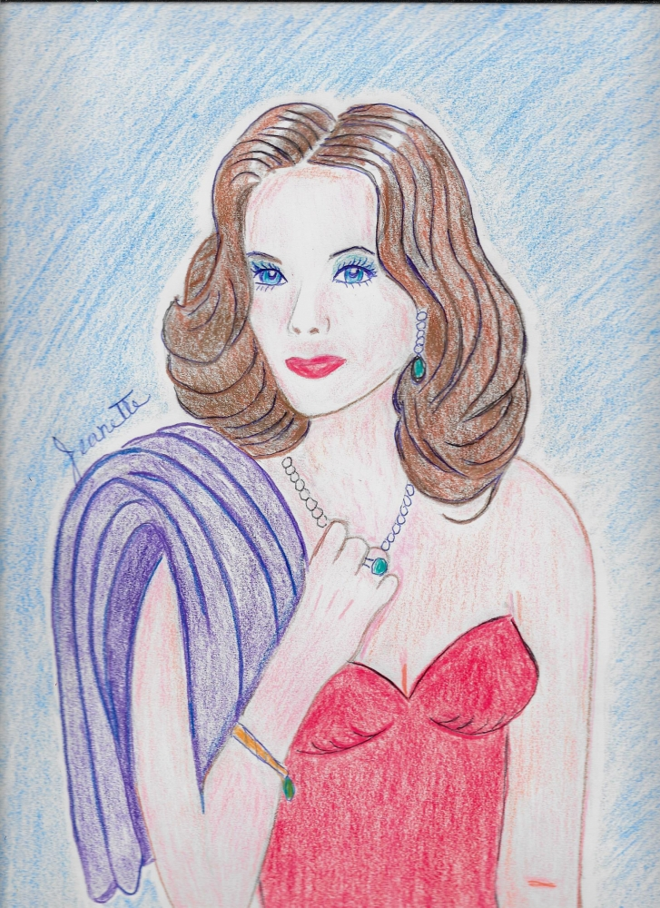 Jaclyn Smith by Jeanette